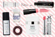 Beautyshopping: New in! Mai/Juni 2014