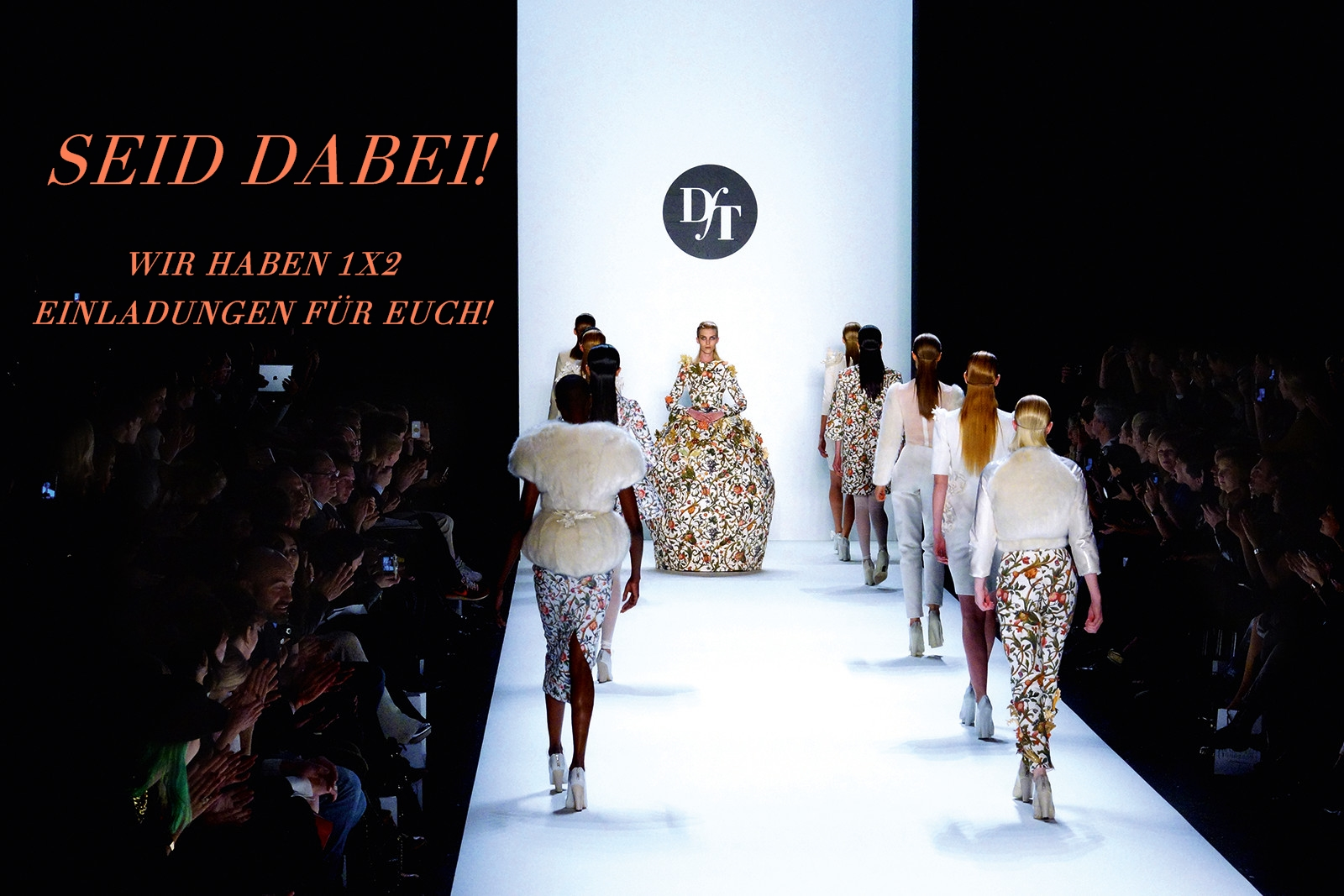 Berlin Fashion Week Presse