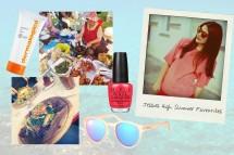 Jessie High Summer Favourites_Header_2