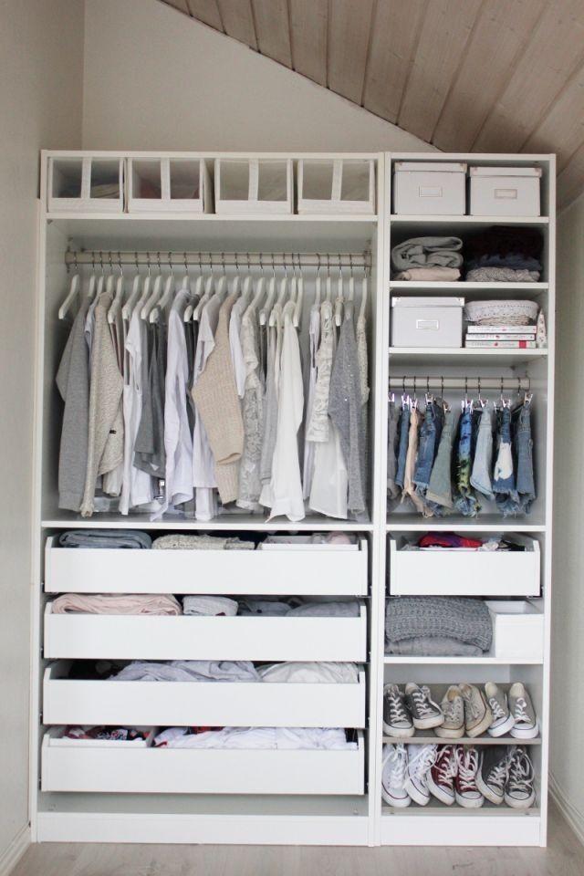 Kleiderschrank Industrial journelles living der masterplan fuer den perfekten kleiderschrank