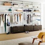 Die besten Kleiderschrank-Ideen (Foto via MD House)