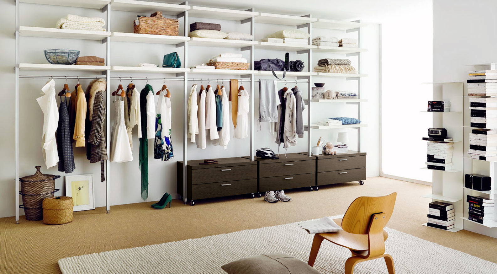 journelles living der masterplan fuer den perfekten kleiderschrank journelles. Black Bedroom Furniture Sets. Home Design Ideas