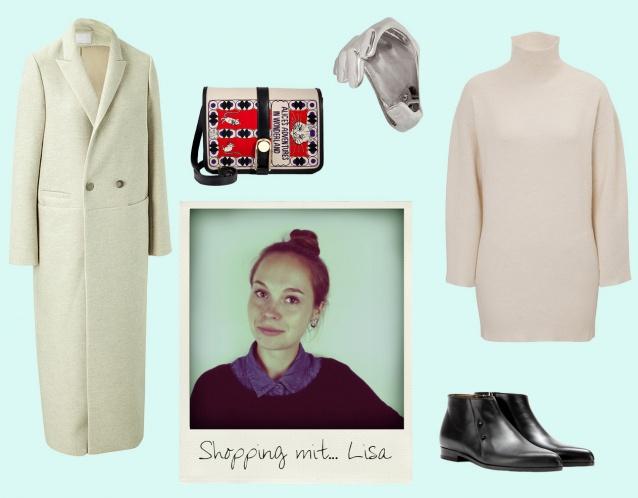 Shopping mit Lisa