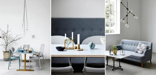 House Doctor Tisch und Stühle