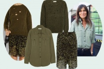 Shop the Trend: Khaki Liebe