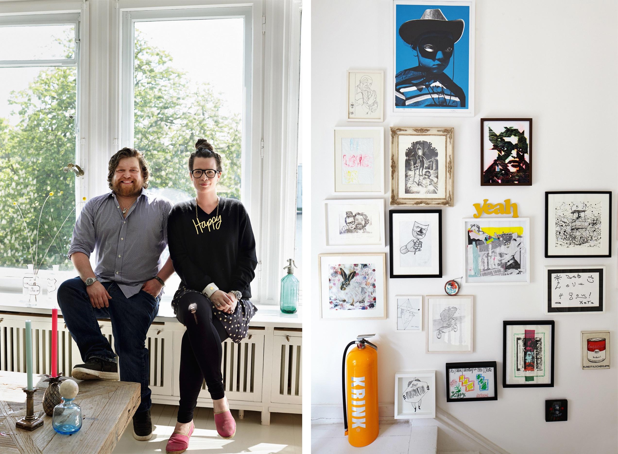 buchtipp wie eine wohnung ein zuhause wird stefanie luxat. Black Bedroom Furniture Sets. Home Design Ideas