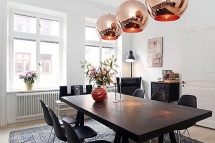 Tom DixonCopper Shade Pendant (Foto via tomdixon.net)