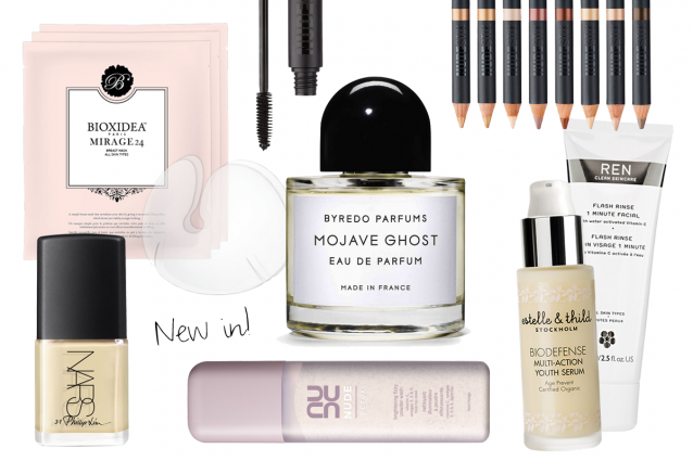 Beauty Shopping: New in 09/2014