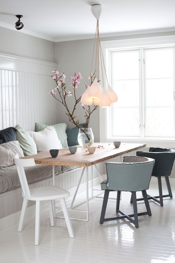 Journelles Maison Inspiration Weisse Stuehle My Scandinavian Home