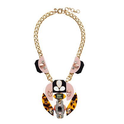 Journelles_Reise_Kalifornien_J.Crew_Mixed_resin_medallion_necklace