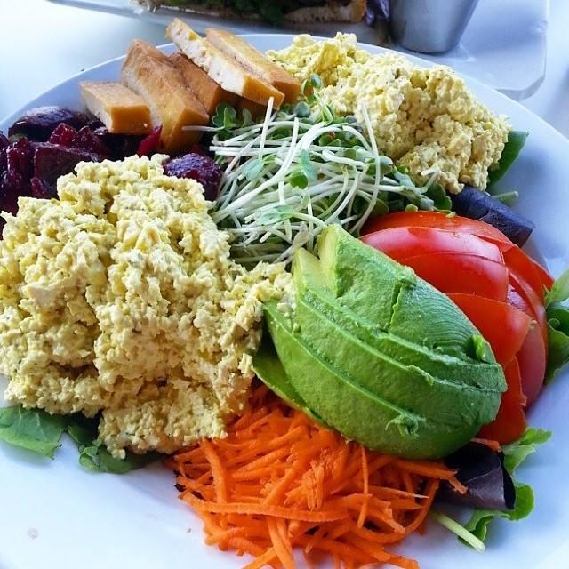 Journelles_Reise_Kalifornien_Los_Angeles_Flore_Vegan_The_Salad