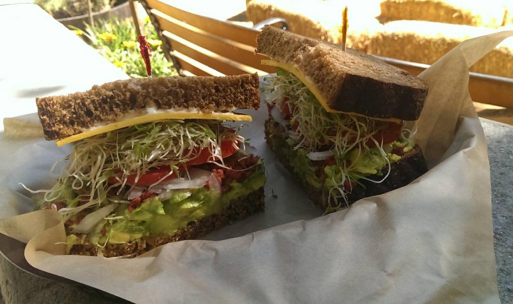 Journelles_Reise_Kalifornien_Los_Angeles_The_Trails_Cafe_Avocado_Sandwich