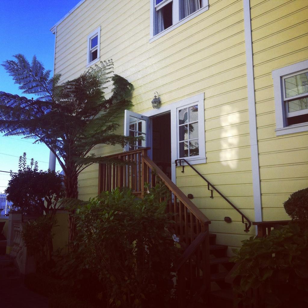 Journelles_Reise_Kalifornien_San_Francisco_Parker_Guest_House