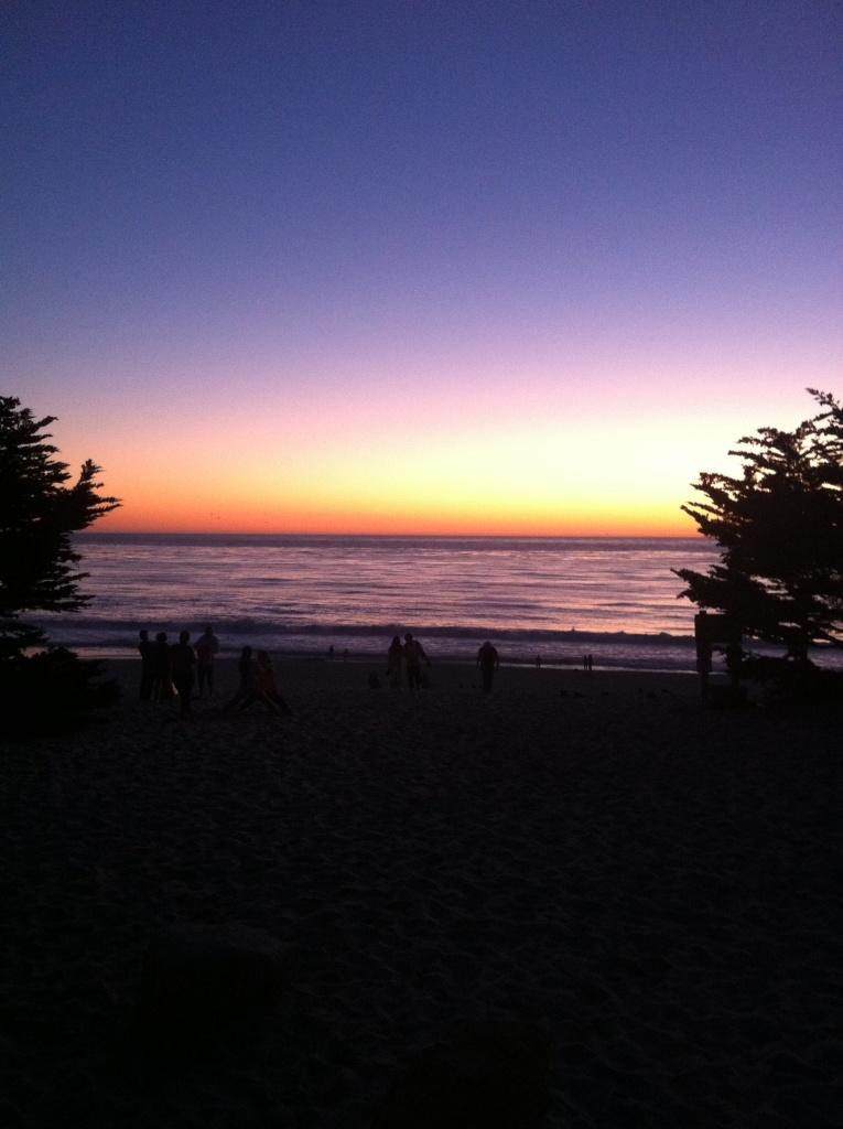 Journelles_Reise_Kalifornien_Sunset_Carmel