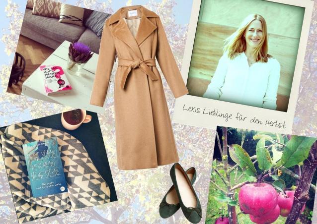 Lexis Lieblinge für den Herbst