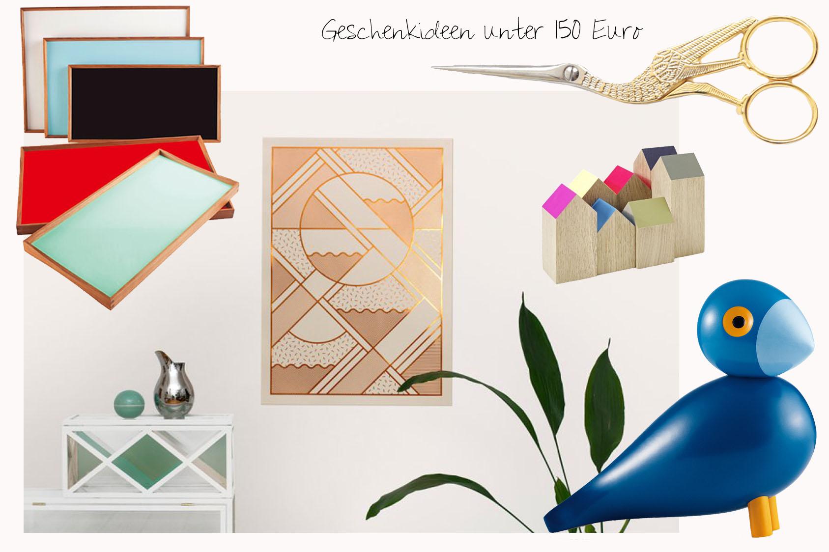 21 Geschenkideen: Traditionelle & neue Designklassiker unter 150 ...