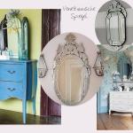 Inspiration Venezianische Spiegel