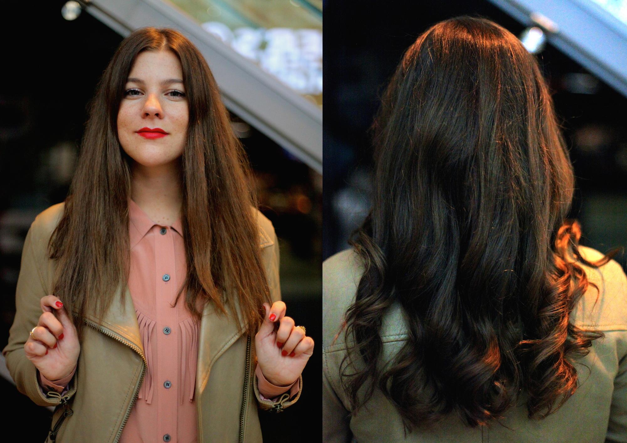 Tutorial Schöne Haare Mit Dem Ghd Curve Lockenstab Journelles