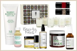 New in! Beautyshop News