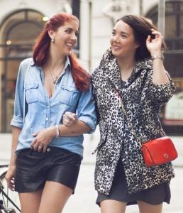 Alexandra Springer und Ninon Goetz von Très Click