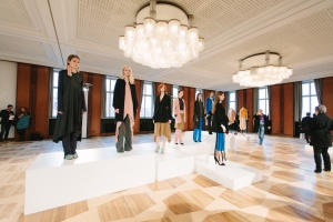 Der Berliner Mode Salon im Januar 2015 (Fotos: Nowadays, Journelles)