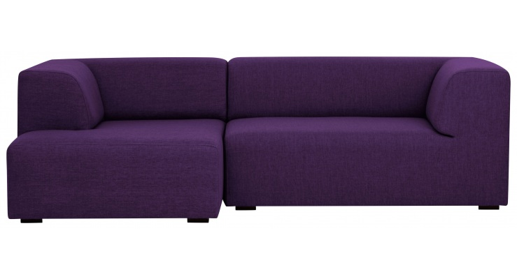 journelles maison bunte sofas modulares sofa seed violett. Black Bedroom Furniture Sets. Home Design Ideas