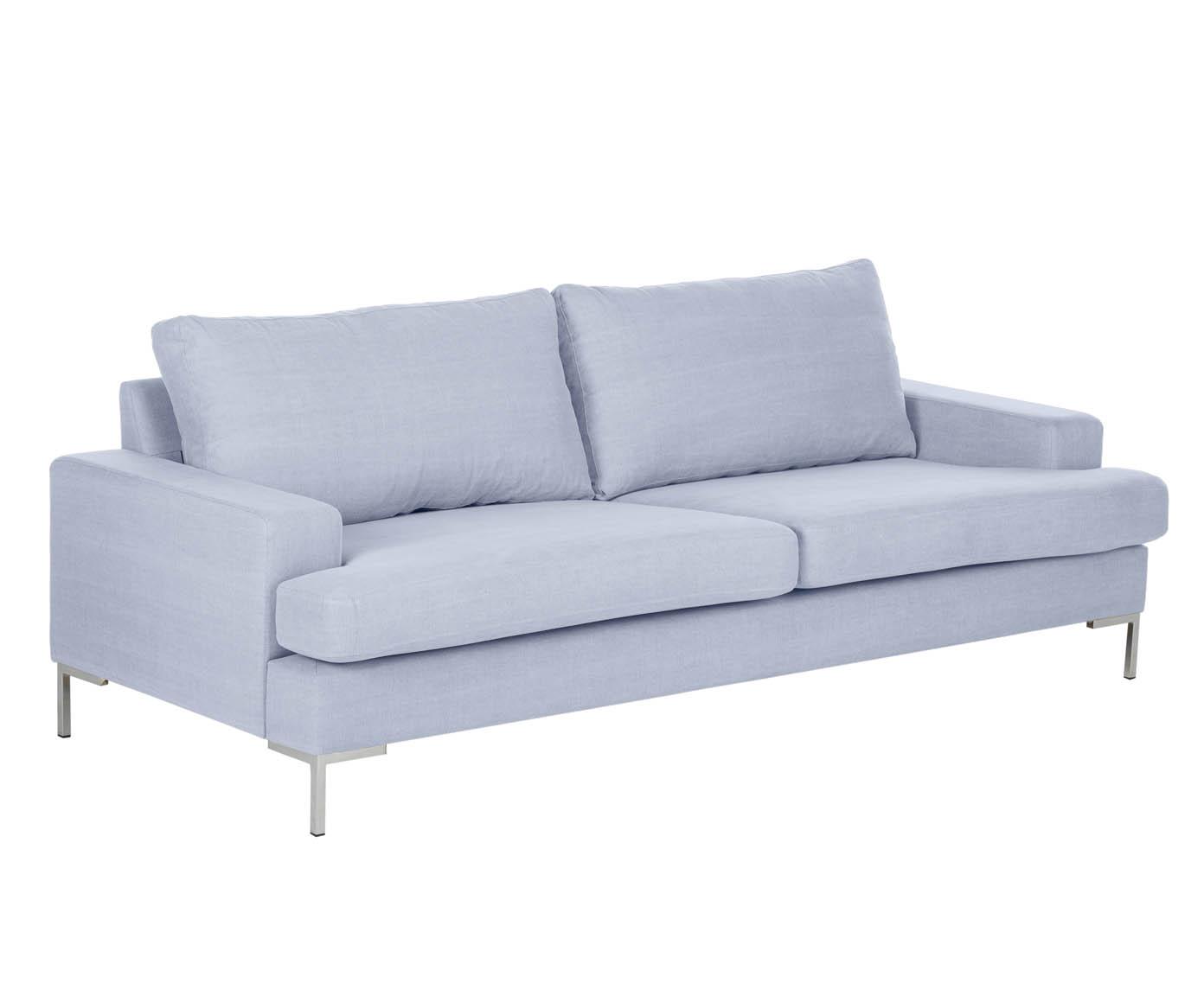Journelles maison bunte sofas westwing frany hellblau for Sofa hellblau