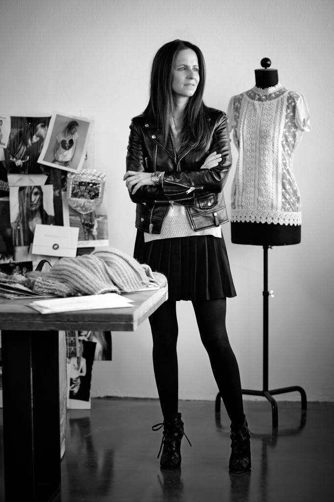 Maya Junger, Kreativdirektorin des Münchner Modelabels SET im Interview