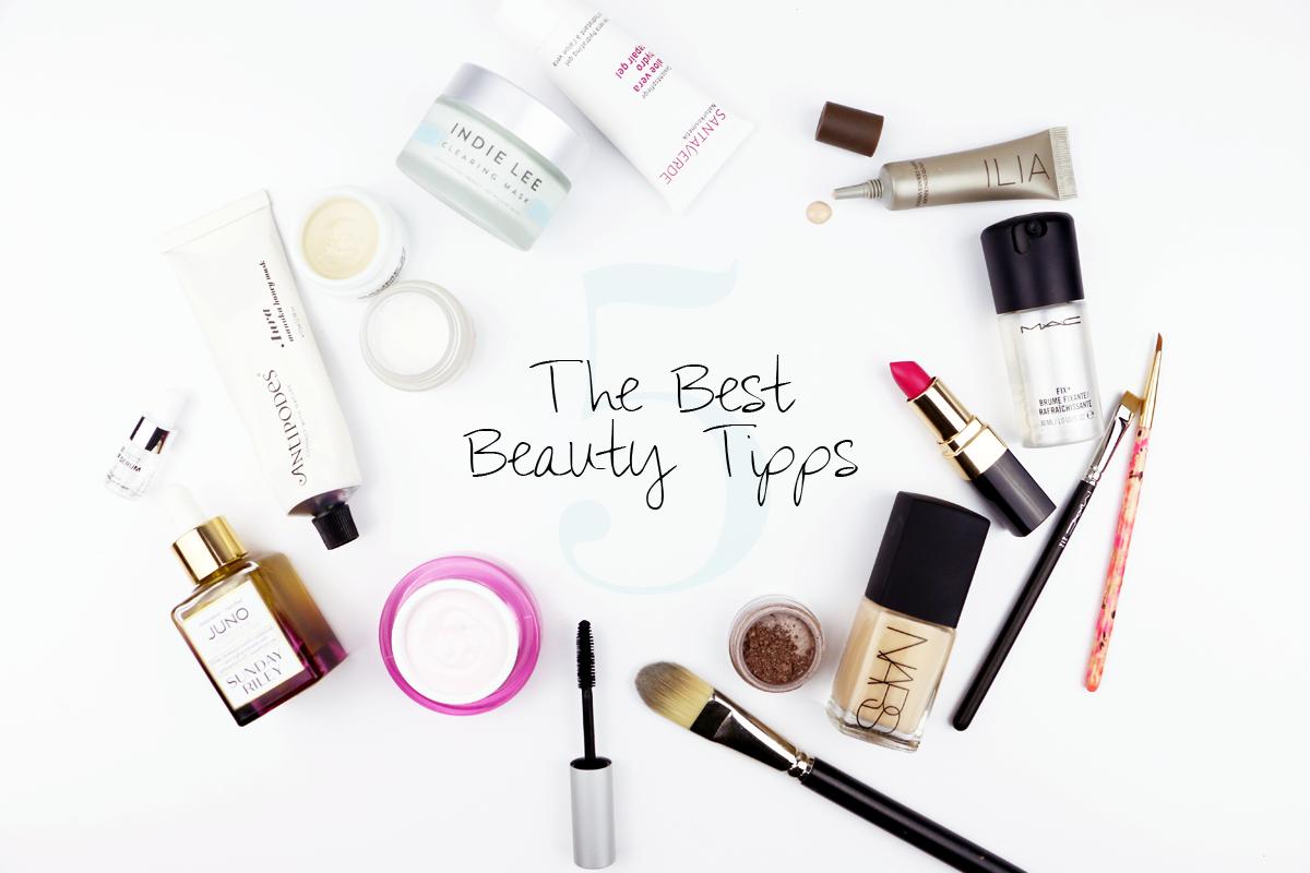 TOP5: Diese Beauty-Tipps der Profis sind Gold wert!