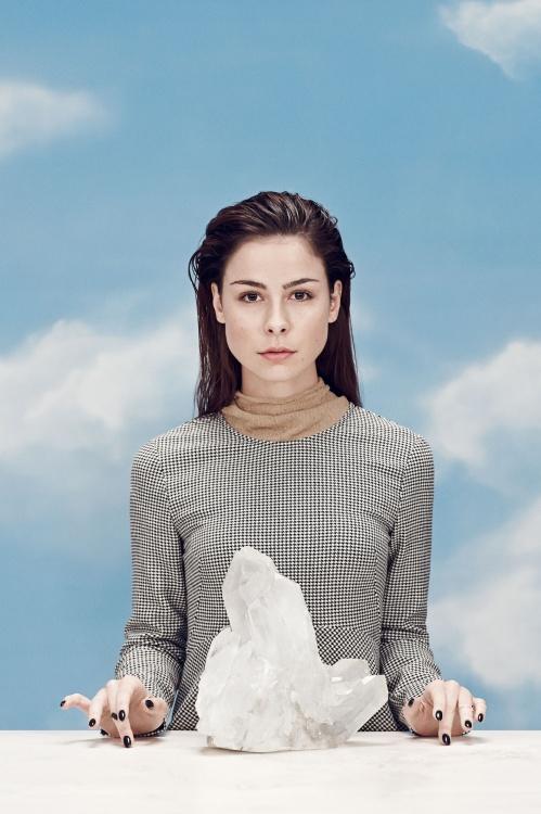 """Lena """"Crystal Sky""""Album Cover (Foto: Nicolas Kantor)"""