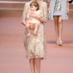 "Dolce & Gabbana ""Viva la Mamma"" AW15 - Bild: Getty Images (6)"