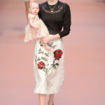 "Dolce & Gabbana ""Viva la Mamma"" AW15 - Bild: Getty Images (27)"