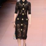 "Dolce & Gabbana ""Viva la Mamma"" AW15 - Bild: Getty Images (25)"