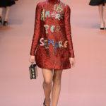 "Dolce & Gabbana ""Viva la Mamma"" AW15 - Bild: Getty Images (7)"
