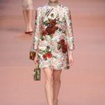 "Dolce & Gabbana ""Viva la Mamma"" AW15 - Bild: Getty Images (4)"