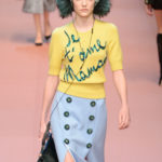 "Dolce & Gabbana ""Viva la Mamma"" AW15 - Bild: Getty Images (16)"