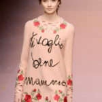 "Dolce & Gabbana ""Viva la Mamma"" AW15 - Bild: Getty Images (3)"