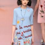 "Dolce & Gabbana ""Viva la Mamma"" AW15 - Bild: Getty Images (11)"