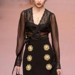 "Dolce & Gabbana ""Viva la Mamma"" AW15 - Bild: Getty Images (9)"