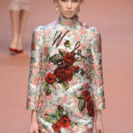 "Dolce & Gabbana ""Viva la Mamma"" AW15 - Bild: Getty Images (1)"