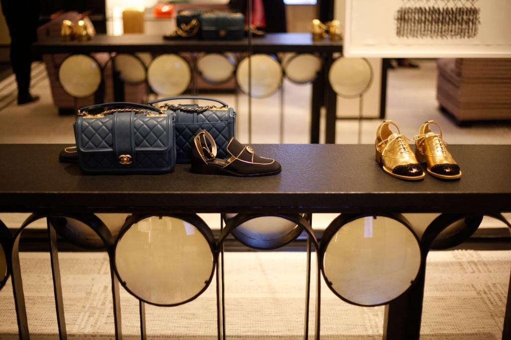 Renoviert und erweitert: Die neue Chanel Boutique in der Goethestraße 10