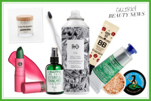 Quirky Beauty News! / Journelles
