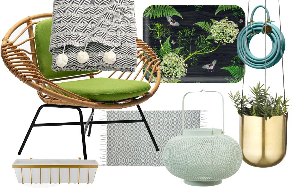 raus auf den balkon die sch nsten accessoires f r laue sommern chte journelles. Black Bedroom Furniture Sets. Home Design Ideas
