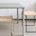 Concrete Table Mia Stool Nina Mair