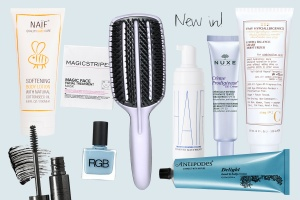 New In Beautyshops Mai / Journelles
