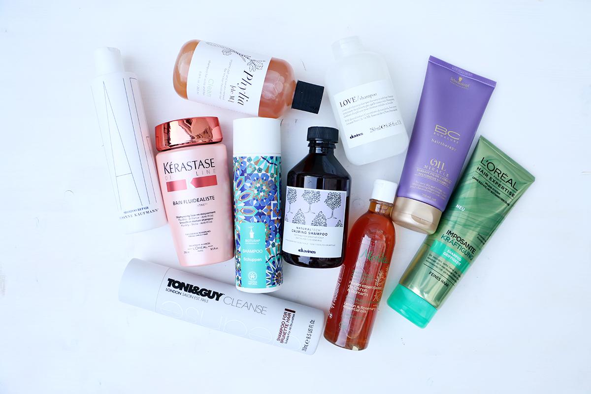 Die 10 Besten Shampoos Für 10 Haartypen Journelles