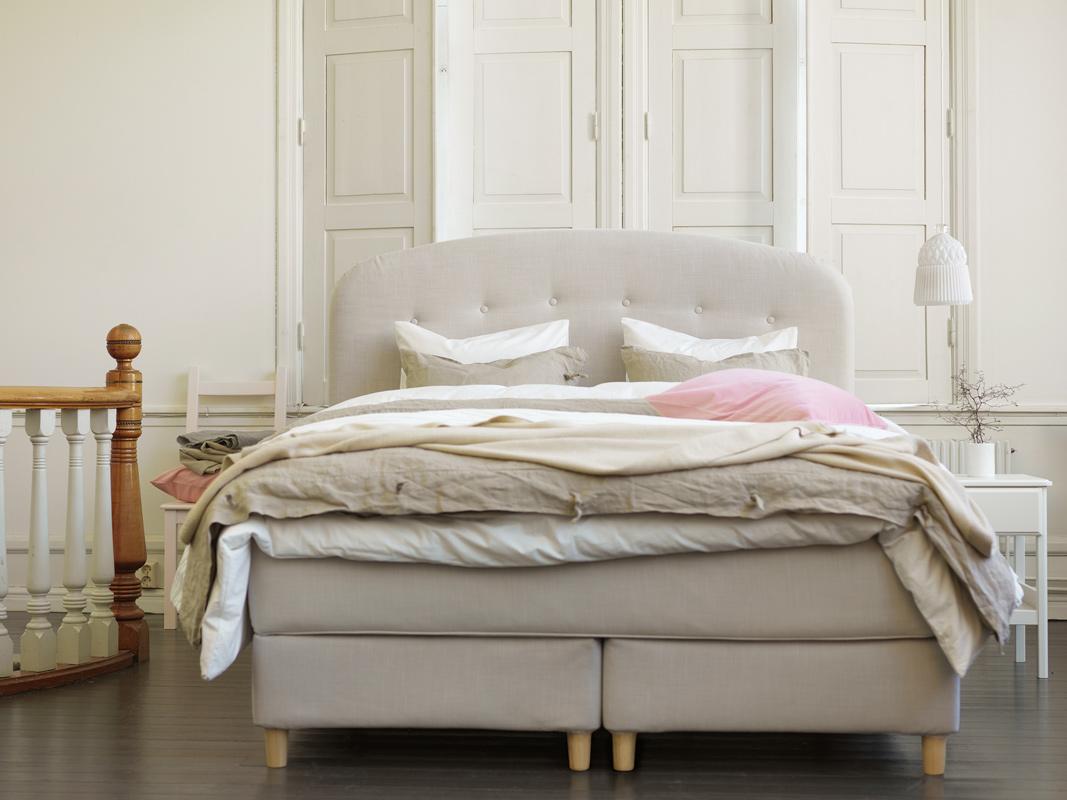 journelles living ikea boxspringbetten 4 journelles. Black Bedroom Furniture Sets. Home Design Ideas