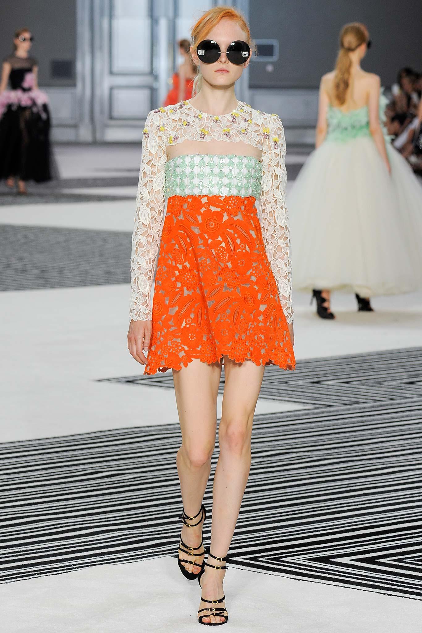 Giambattista Valli Haute Couture Herbst 2015 Kollektion