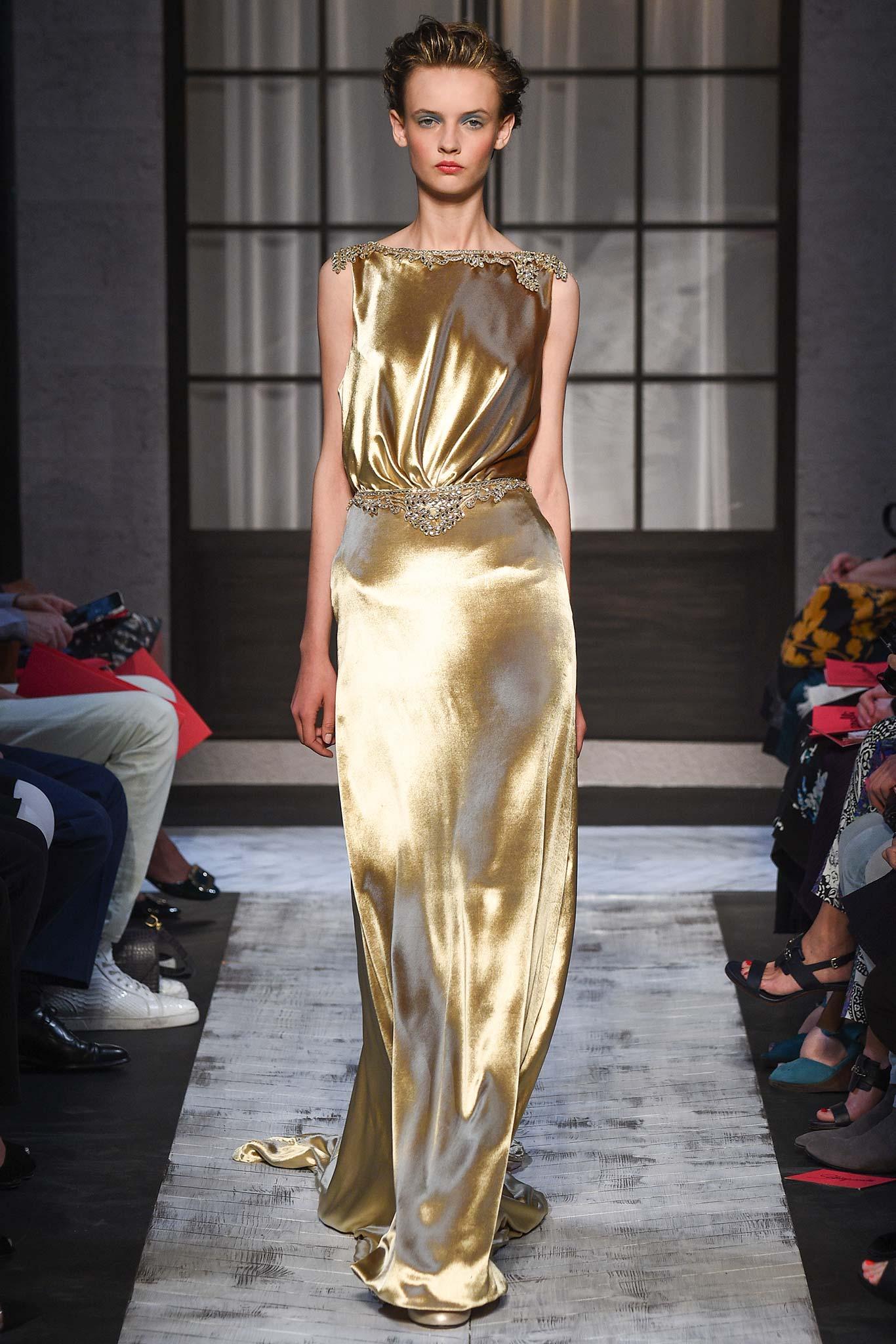 Schiaparelli Haute Couture Herbst 2015 Alta Moda