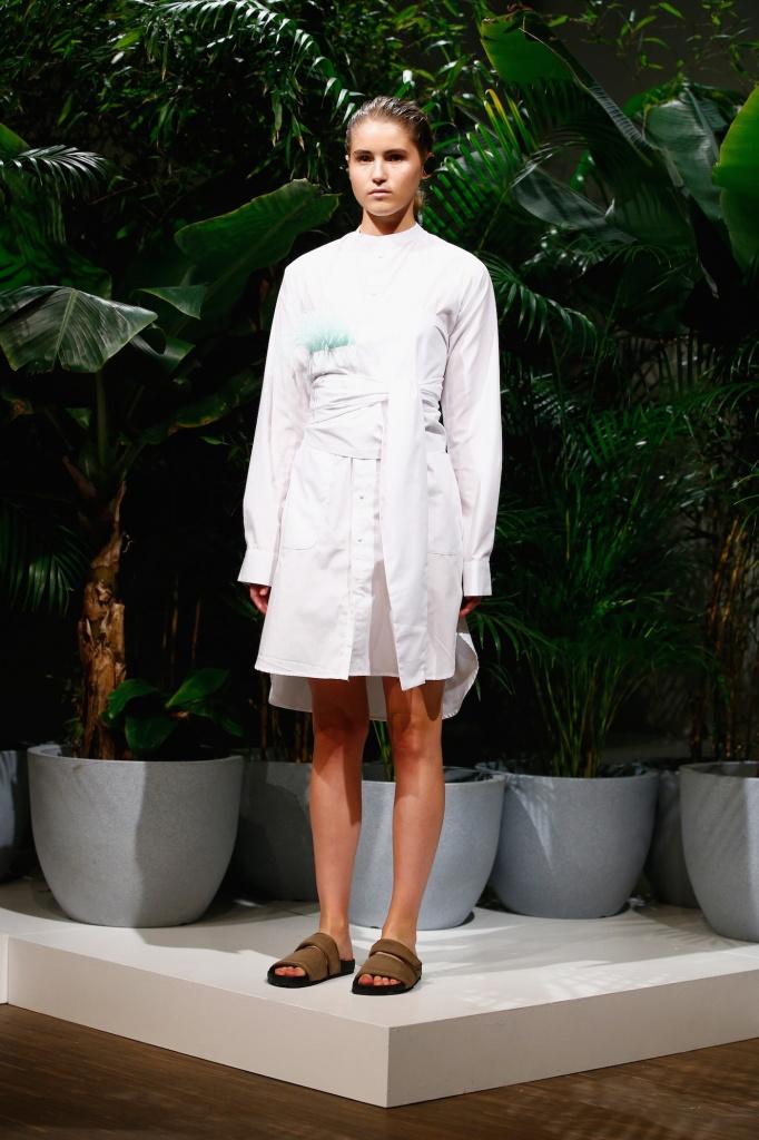 William Fan Show - Mercedes-Benz Fashion Week Berlin Spring/Summer 2016